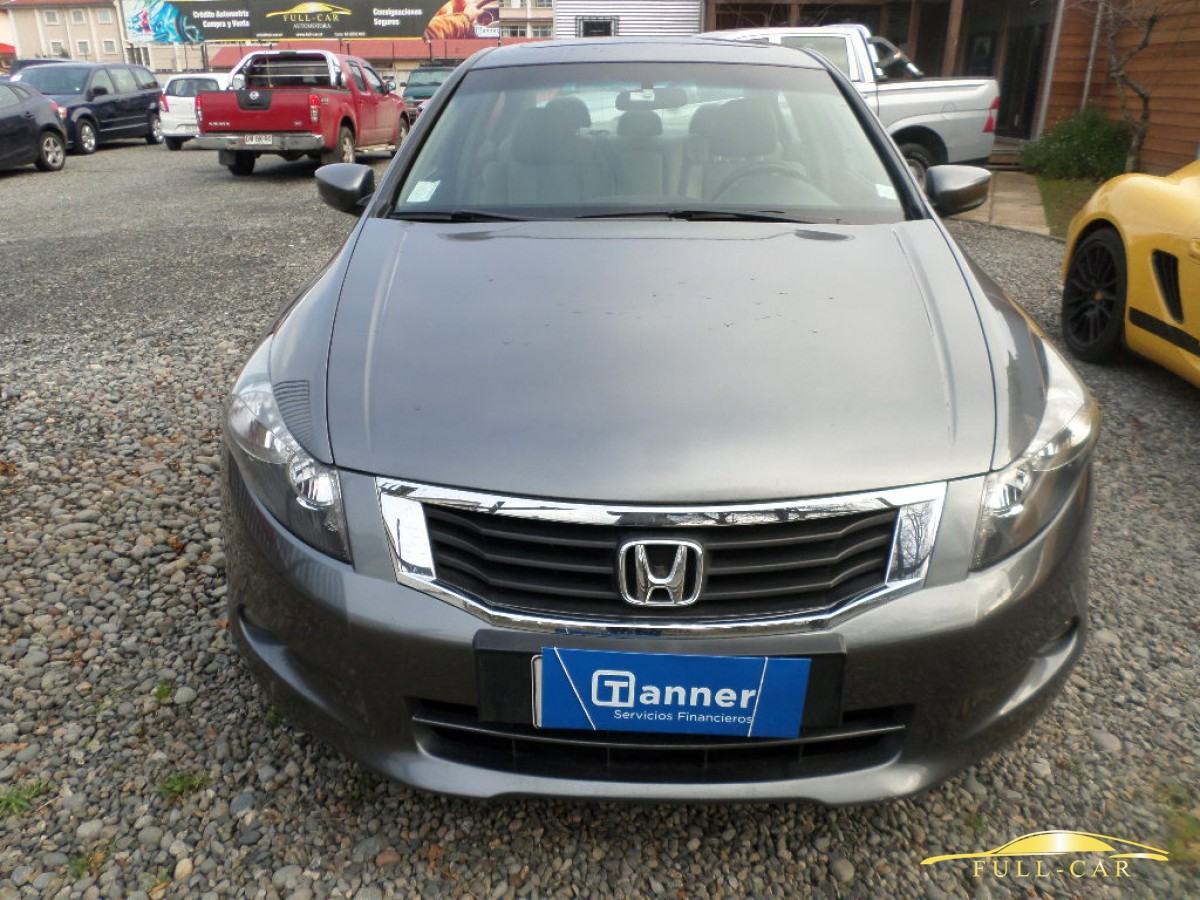 Full-Car Automotora | HONDA ACCORD 3.5 AUT