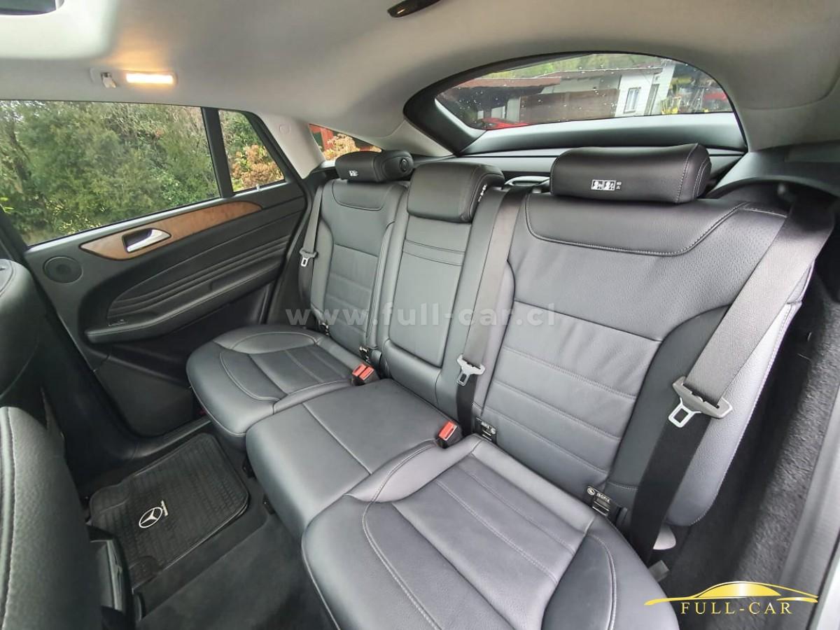 Full-Car Automotora | MERCEDES BENZ GLE 350D