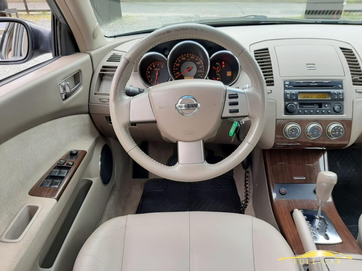 Full-Car Automotora | NISSAN ALTIMA