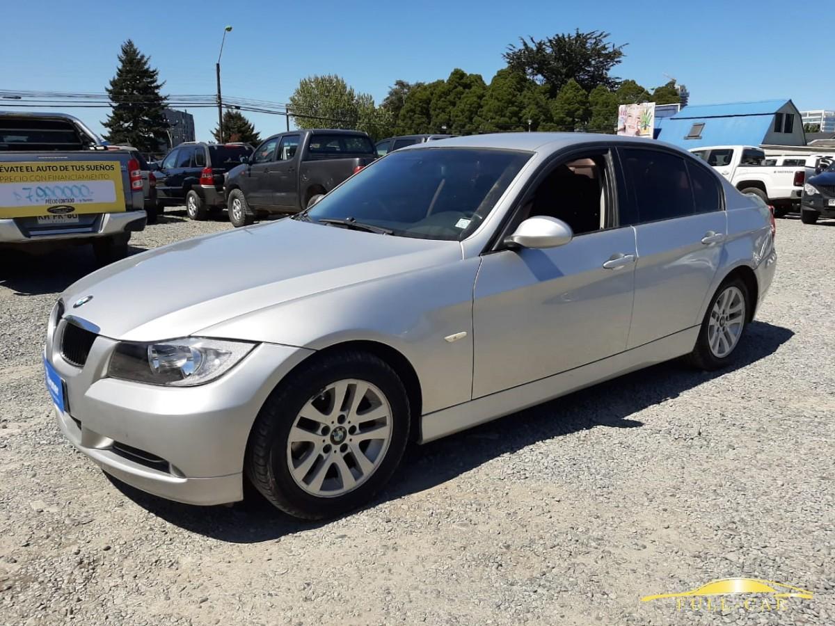 Full-Car Automotora | BMW 318IA