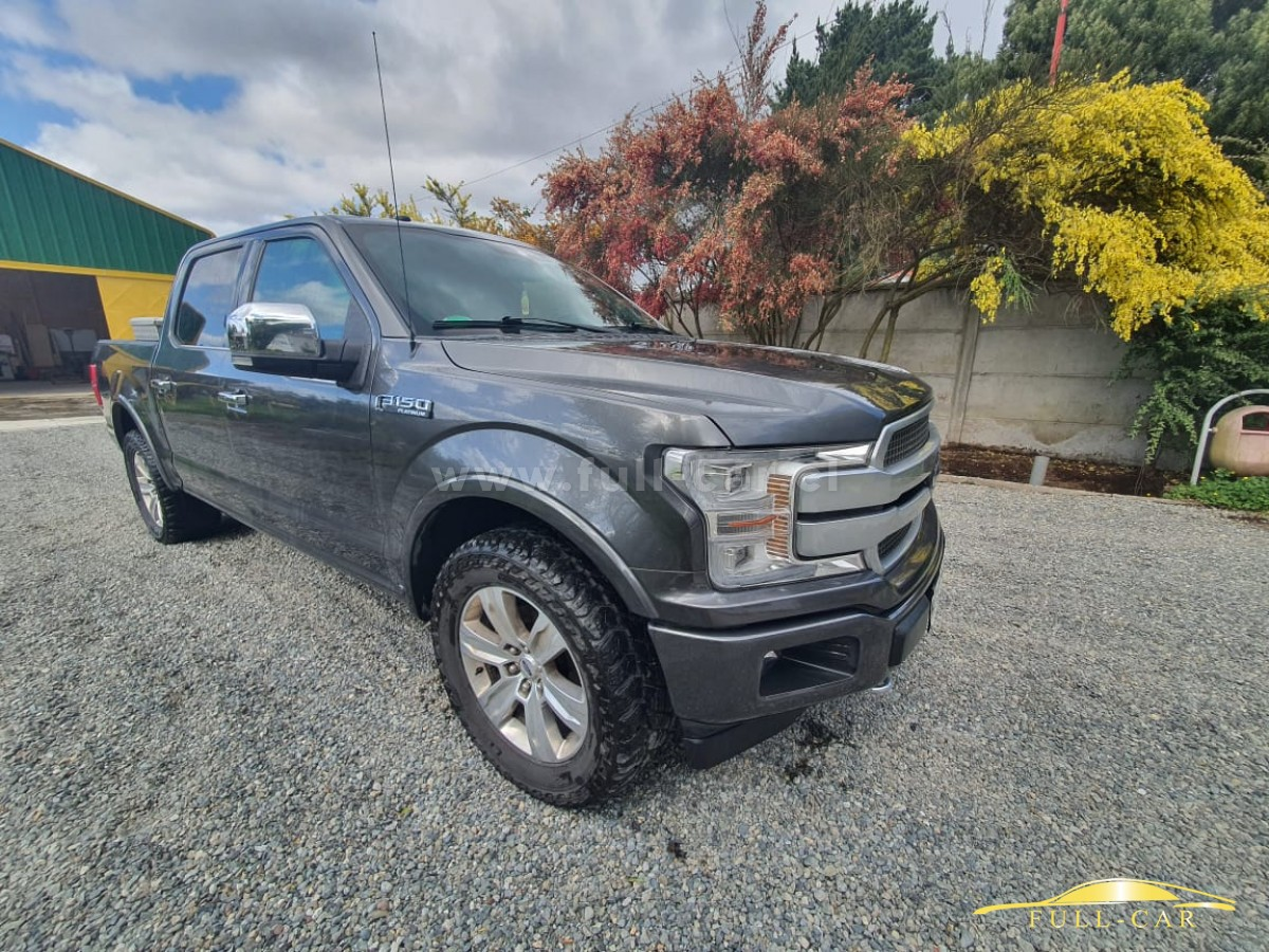 Full-Car Automotora | FORD F150 PLATINIUM